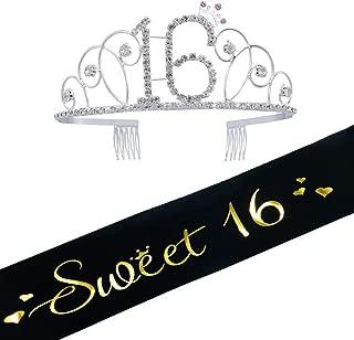 Best sweet 16 birthday pins Reviews