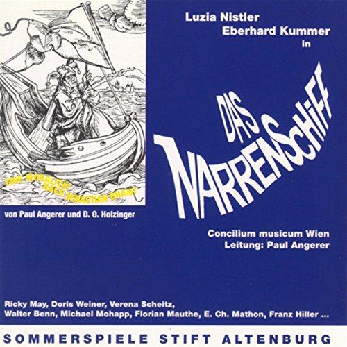 Das Narrenschiff Titelbild