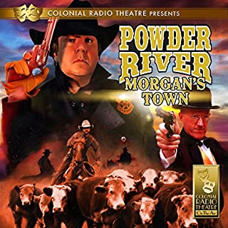 Powder River - Morgan's Town cover art