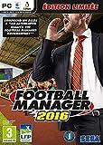 SEGA Football Manager 2016 Básico Mac / PC Inglés, Francés vídeo - Juego (Mac / PC, Deportes, Modo multijugador)