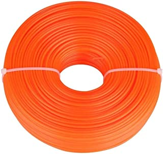 100 M 6-Kant De Rechange Fil 2,4 mm Pour Bobcat bc52 débroussailleuse débroussailleuse pendant 3ps 52 C