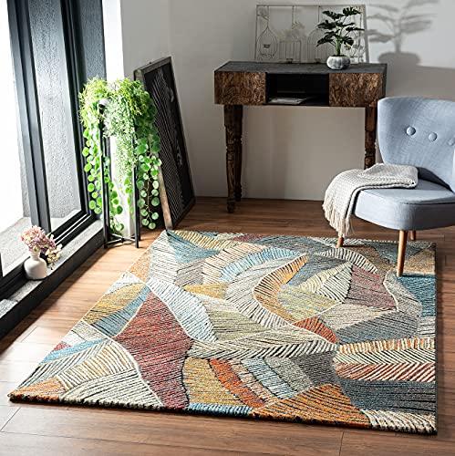 the carpet -   Rustic Eleganter,