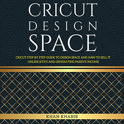 Page de couverture de Cricut Design Space