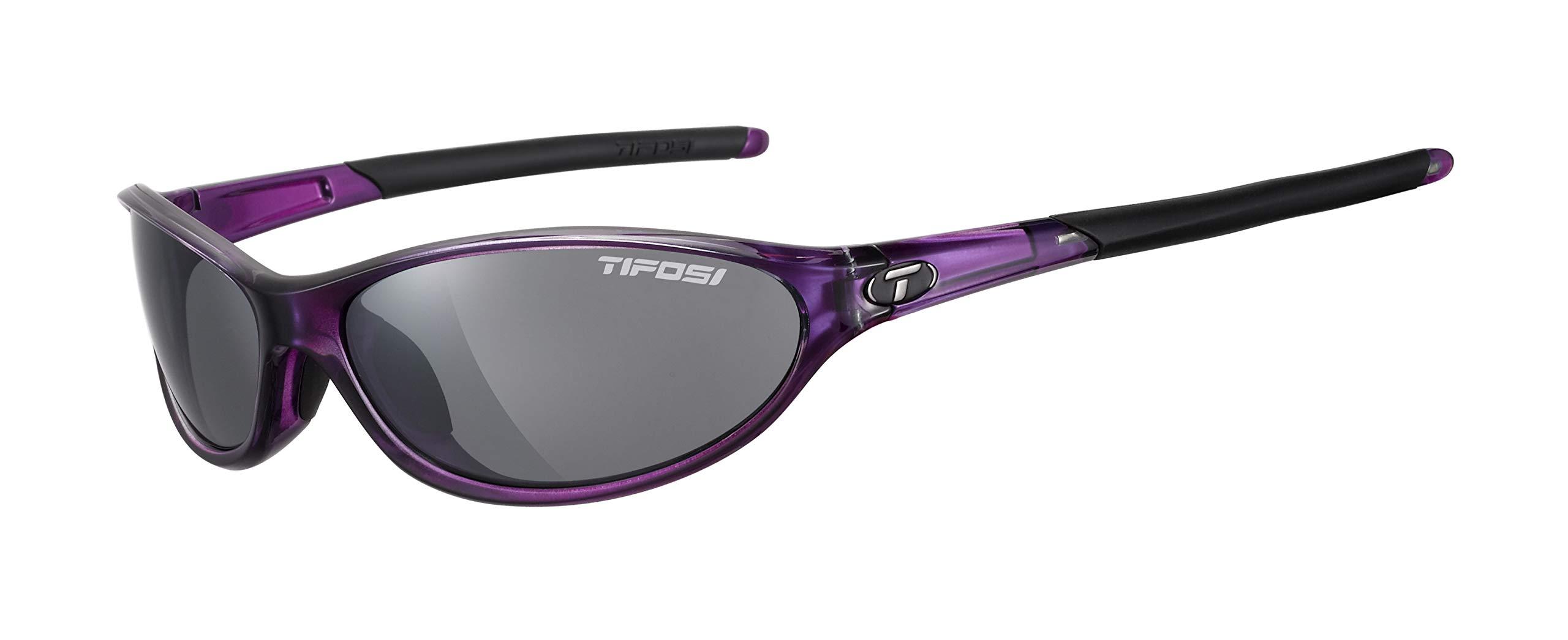 Tifosi Womens Polarized Crystal Purple