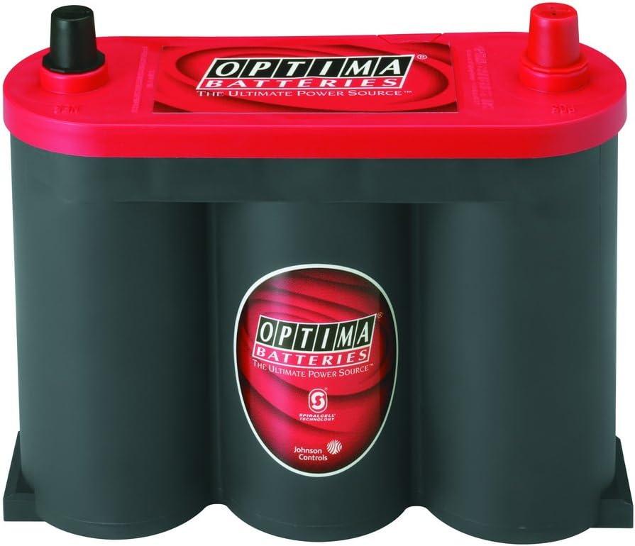 Optima Batteries 8010-044 6V RedTop Starting Battery OPT8010-044