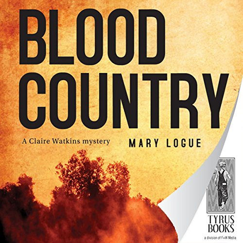 Blood Country audiobook cover art