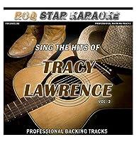 Karaoke - Tracy Lawrence, Vol. 2 by Roq Star Karaoke