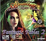 Legacy Amazing Hidden Object Games: Fantastic Fables 2