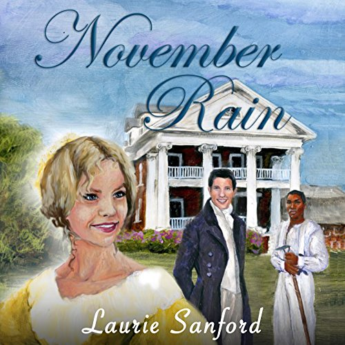 November Rain audiobook cover art