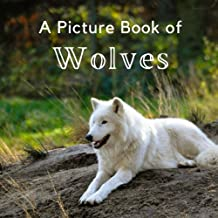 A Picture Book of Wolves: A Beautiful Picture Book for Seniors With Alzheimer's or Dementia. A Perfect Gift for Wolf Lovers!