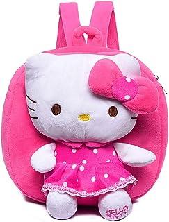 Kids Bags, Small Backpack for Girls, Plush Shoulder Backpack, Cartoon Animal Kindergarten Schoolbag, Cute Snack Bag Travel...