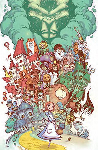 the wizard of oz marvel - 2