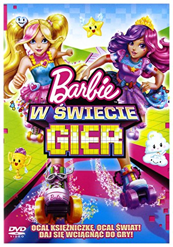Barbie Video Game Hero [DVD] (Audio español)