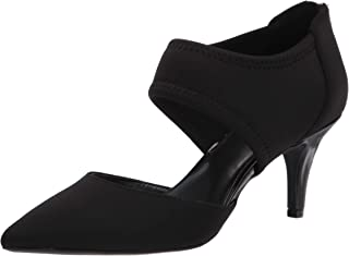 Bandolino womens Zeferna2 Pump, Black, 6.5 US