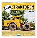 Technikkalender DDR-Traktoren 2019 DDR-Fahrzeuge Landmaschinen: Mit Texten von Udo Paulitz.