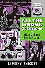 all the wrong questions books