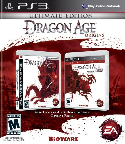 Dragon Age Origins: Ultimate Edition PS3 US