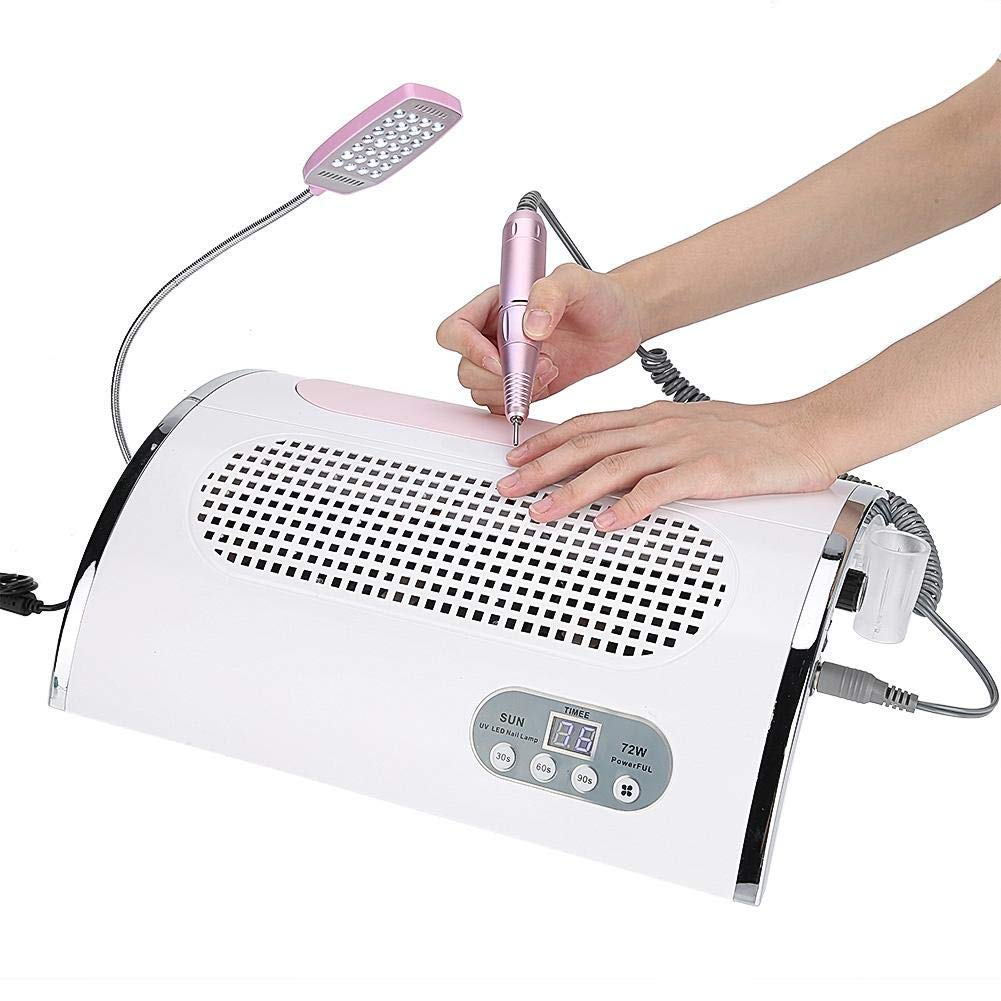 manicure table Electric Max 46% OFF All items in the store Nail Drill Machine Suctio Dust Art