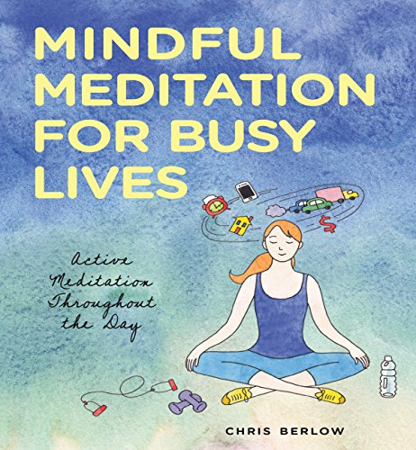 Mindful Meditation for Busy Lives audiobook cover art