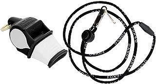 Fox 40 Sonik Blast CMG Safety Whistle with Breakaway Lanyard Multi Black/White