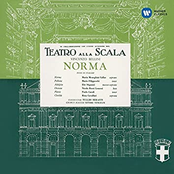 Bellini: Norma (1954 - Serafin) - Callas Remastered