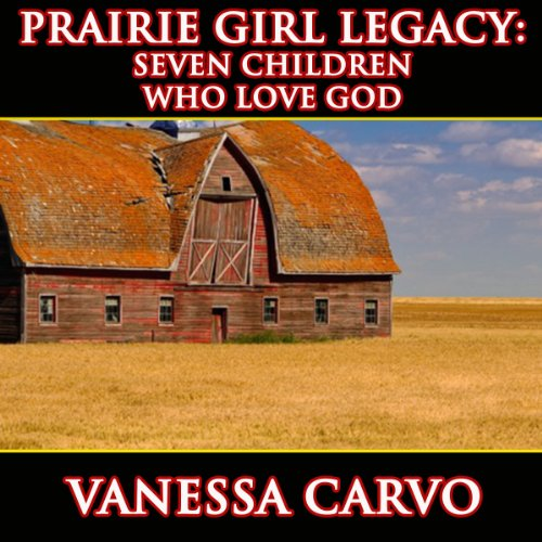 Prairie Girl Legacy audiobook cover art