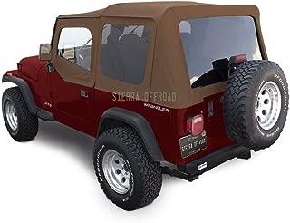 Best 1991 jeep wrangler yj hard top Reviews