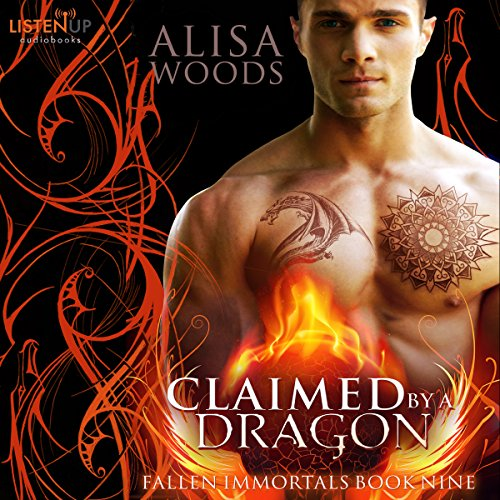 Claimed by a Dragon: Fallen Immortals, Book 9