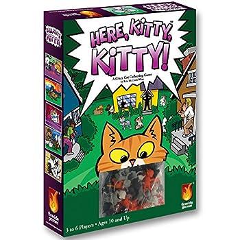 here kitty kitty game