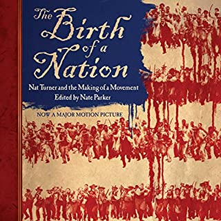 The Birth of a Nation audiobook cover art