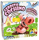 Diset- Juego el Cerdito cochino (60182)