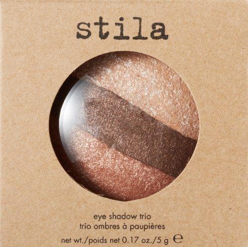 Stila Lidschatten Trio Nachfüllung 'Bronze Glow' Bronze, Kupfer und Gold