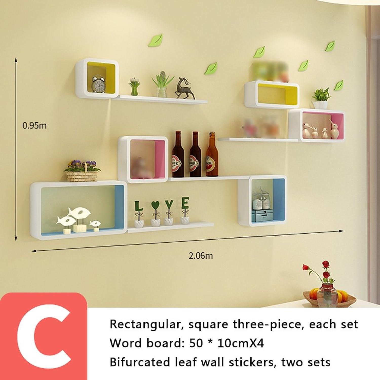 Farbe Wohnzimmerwand-Teilgestell Fernsehwandgestell, Wand ...