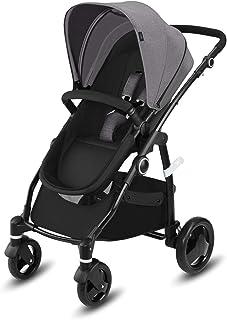 comprar comparacion Cbx Leotie Pure - Cochecito con asiento reversible y capazo para recién nacidos, incluye cubierta para lluvia, desde el na...