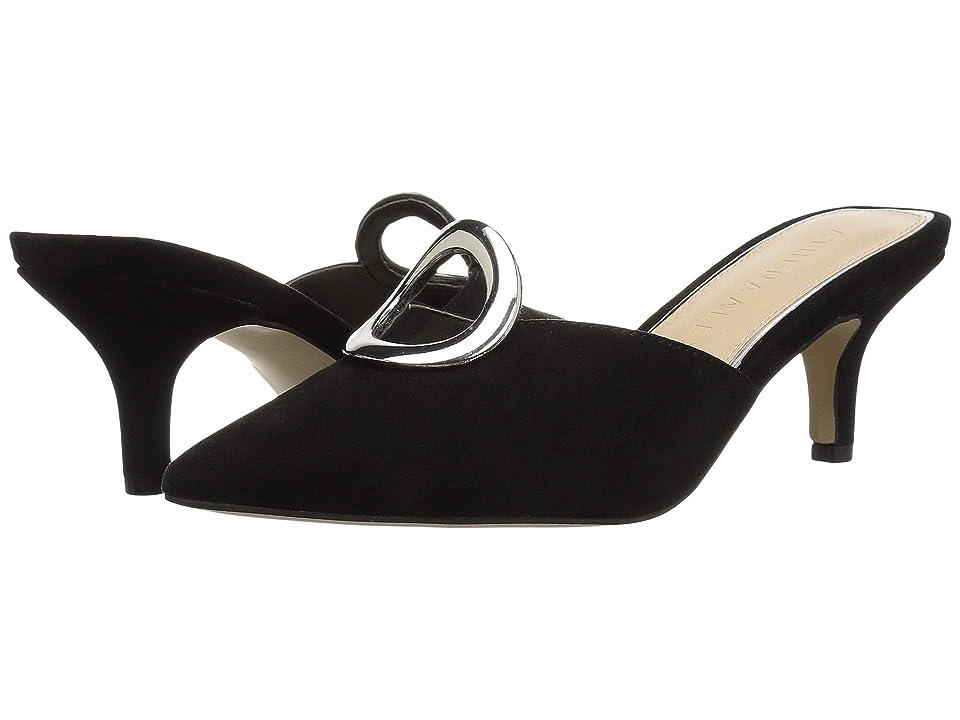 Athena Alexander Grenoble Kitten Heel (Black) Women