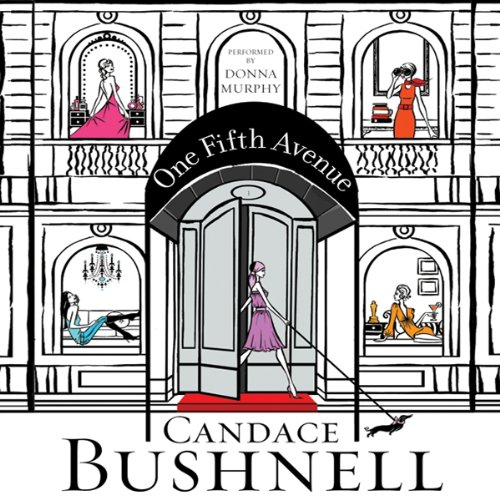 One Fifth Avenue Audiobook By Candace Bushnell cover art