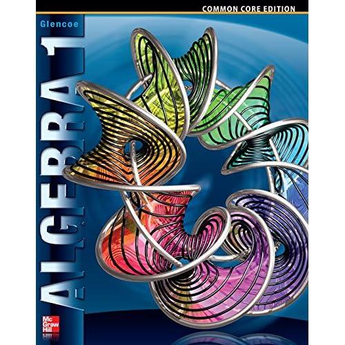 Algebra 1 Textbook: Amazon com