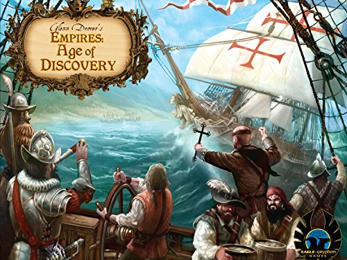 Eagle-Gryphon Games EAG01628 Empires Age of Discovery Board Game