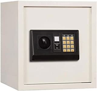 LJJSMG Hotel Safes Wall Safes Protect Money, Jewelry, Passports Digital Cabinet Safe Box Solid Steel for Storing Valuables...