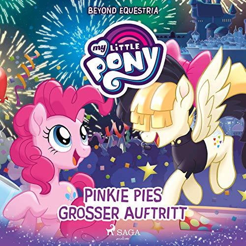 Pinkie Pies großer Auftritt Titelbild