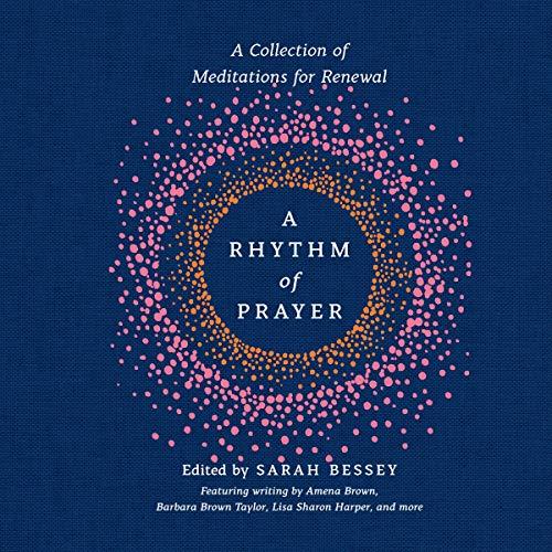 A Rhythm of Prayer  By  cover art