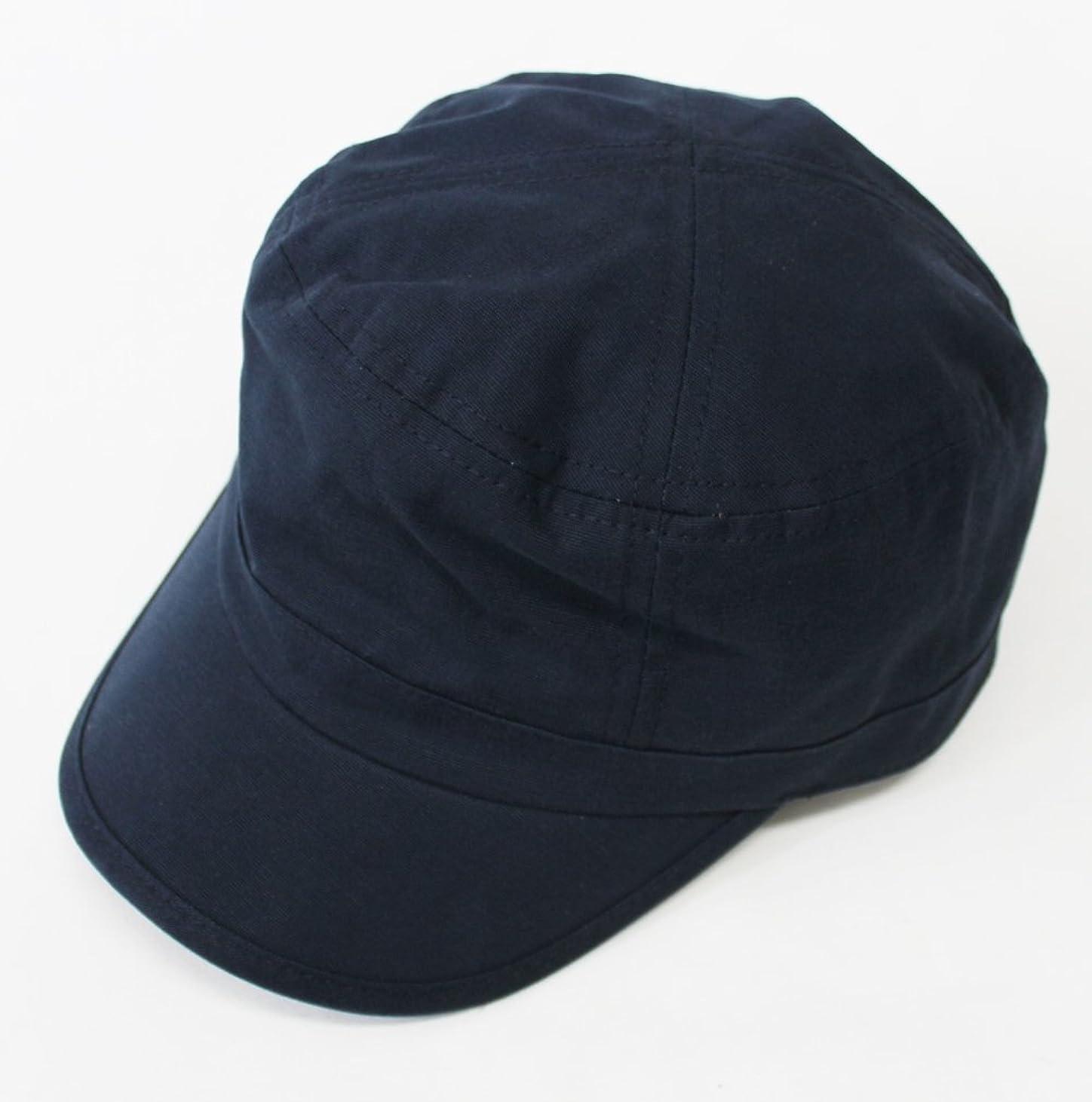 急いでテクスチャー褒賞[ワントゥーテンピープル]帽子 キャンバス ソリッドワークキャップ メンズ レディース