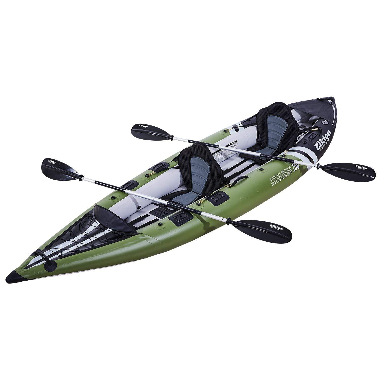 Elkton Outdoors Steelhead Inflatable Mounting
