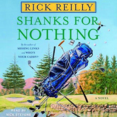Shanks for Nothing audiobook cover art