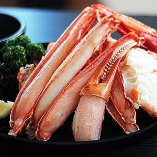 ますよね お刺身OK 生トゲズワイ蟹600g(ずわい蟹 ズワイカニ ズワイガニ ポーション)