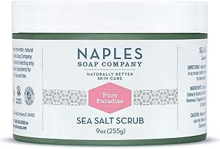 naples sea salt scrub