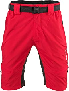 MTB Shorts Rango with 6 Pockets for Men's Mountain Bike Cycling and All Outdoor Activities