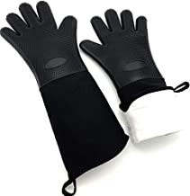 Best long sleeve oven gloves Reviews