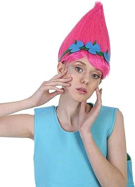 Explore troll wigs for kids