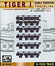 AFV Club 35094???Model Accessories Tracks Tiger I Early Articulated by Unbekannt